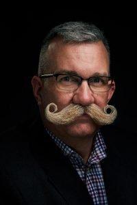 Portrait of Chad Holgerson owner of Keystone Creative